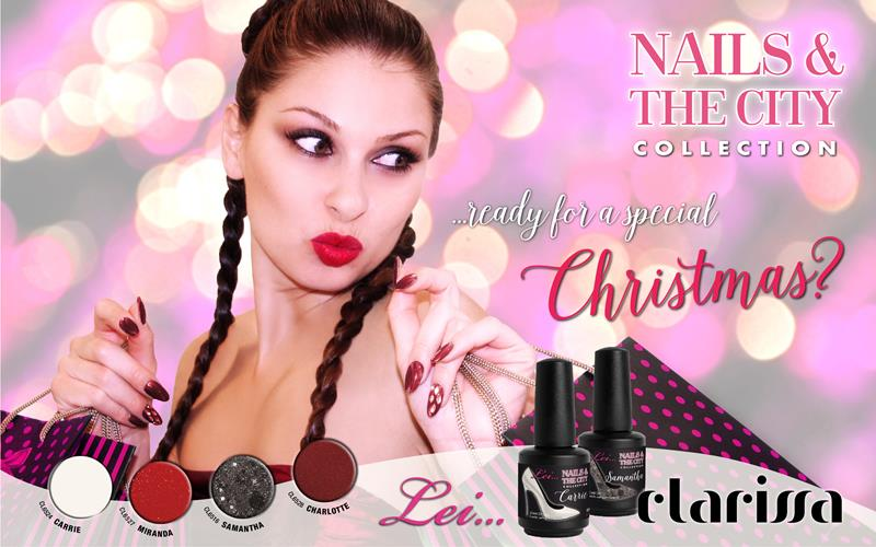 Clarissa LEI 2015 - Nails & The City Collection (Copy)