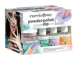 Cuccio Powder Polish Starter Kit